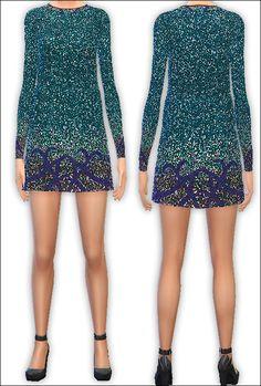 New NM designer dresses at Altus Sims via Sims 4 Updates