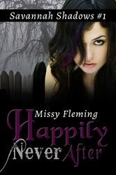 "(The Reading Cafe: ""For fans of both the YA genre and ghost stories, Happily Never After will be sure to please."")"