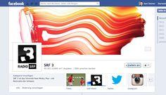 SRF3 - #frisch #frech #witzig #aktuell und #persönlich - Favorit von @Beat Schlumpf  :) Facebook, Switzerland, Fresh, Things To Do