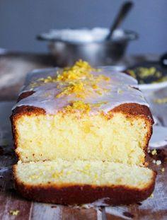 Bolo de limão-siciliano | cozinhalegal.com.br
