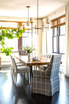 Genial ONE. This Cozy Study Has Me Thinking About Adding A Decorative Trim Around  The Top. Neutral Dining RoomsKitchen ...