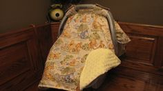 Hey, I found this really awesome Etsy listing at https://www.etsy.com/listing/207329598/winnie-the-pooh-carseat-canopy-carseat