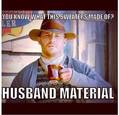 Haha, well it is a legitimate point. Forrest B.played by Tom Hardy, perhaps the hottest movie character Hollywood has ever seen. Well, in my opinion. Which begs the question, where have all the real Forrest Bondurants gone!?!?!