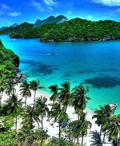 Awesoem Island Paradise – Thailand