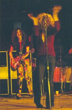 Jimmy Page & Robert Plant | Led Zeppelin