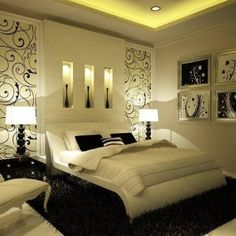 Romantic Bedroom Ideas Fire Your Love