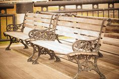 19 pictures of a park bench (benches) | My Public Domain Pictures