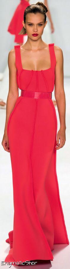 Carolina Herrera Spring Summer 2015 Ready-To-Wear