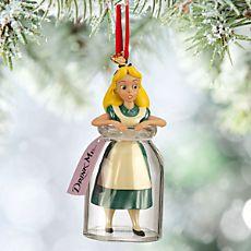 Alice in Wonderland 'Drink Me' Decoration