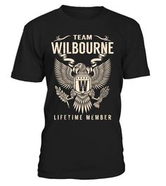 Team WILBOURNE Lifetime Member