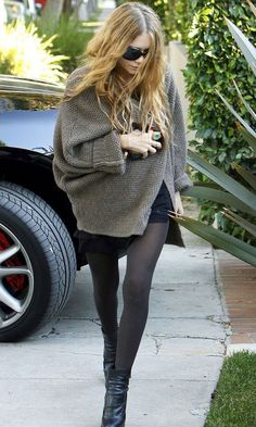 Get Mary-Kate Olsen's Cozy-Chic Look For Fall