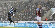 Steve McClaren több hétig nem számíthat a Villa elleni mérkőzésen ágyéksérülést szenvedő Papiss Cissére.