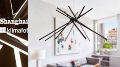.  Ο φωτισμός σε… άλλο επίπεδο!  SHANGHAI   #Klimafot  #Esoterikos_fotismos #design Ceiling Fan, Ceiling Lights, Shanghai, Chandelier, Lighting, House, Ideas, Home Decor, Candelabra