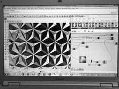 grasshopper workshop | tutor: Arturo Tedeschi | responsive pattern