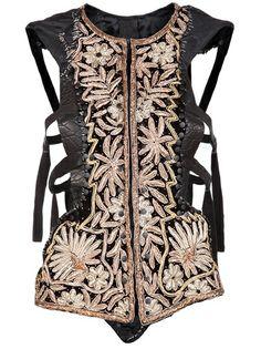 B*+ S Coho Salmon Vest.  #fashion #conglamerate