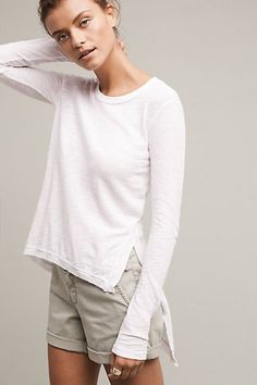 Incline Top #anthropologie