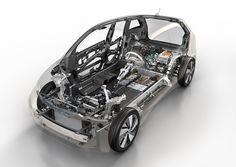 """Auto elettriche, il """"caso"""" Bmw i3: quando i materiali contano"""