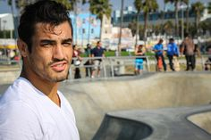 Kron Gracie on Jiu-Jitsu, Skateboarding, Older Brothers, and Famous Fathers Mma Boxing, Boxing Workout, Kron Gracie, Hipster Fashion, Hipster Style, Martial Artists, Michelle Lewin, Aikido, Judo