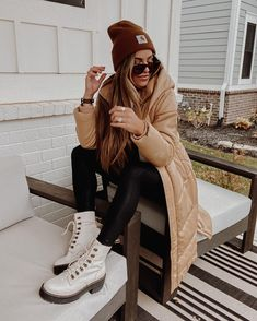 Winter Travel Outfit, Winter Fashion Outfits, Sexy Outfits, Autumn Winter Fashion, Trendy Outfits, Trendy Fashion, Winter Outfits, Cute Outfits, Fall Fashion