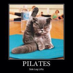 "@inspirahpilates's photo: ""#Pilates Side Leg Lifts | www.inspirahpilates.com |"""