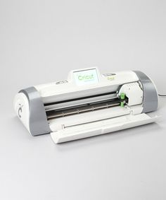 Great sale for anyone looking to buy the ultimate machine in scrapbooking fun on #zulily today!