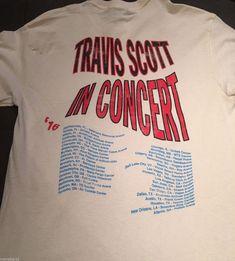 1eed5125e20d Details about New Gildan TRAVIS SCOTT RODEO ANTI TOUR MERCH TOUR T SHIRT