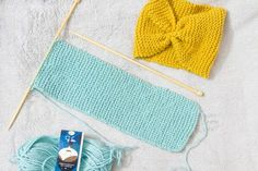 Helppo neuleohje blogissa. Mainio pikkuvälipala tai aloittelijaneulojan harjoitus. #neulottupanta #hiuspanta #neulominen #knitting #knitted #headband #päähine #asuste #easy #diy #tutorial Easy Knitting Projects, Fun Projects, Crochet Bikini, Knit Crochet, Diy Clothes, Headbands, Textiles, Diy Crafts, Wool