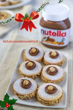 Print Recipe Tart to the vergeoise Prep minsCook minsTotal mins Course: DessertsCuisine: Healthy and gourmet meal idea, Healthy eatingKeyword: Cuisine of the terroirs, Desserts, Great classics Calories: g For the cl Fresh g… Continue Reading → Italian Cookies, Italian Desserts, Mini Desserts, Christmas Desserts, Nutella Biscuits, Nutella Cookies, Twix Cheesecake Recipe, Biscotti Cookies, Biscotti Biscuits