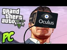 2a87a109065 GTA 5 PC OCULUS RIFT GAMEPLAY!! REALIDAD VIRTUAL!!  vr  virtualreality   virtual reality