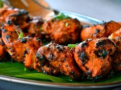 Achari Chicken Tikka Recipe is one of those phenomenal Indian Chicken Kebabs Whose taste is simply unbeatable made of soft tender juicy chicken chunks Chicken Tikka Masala, Pollo Tikka Masala, Tandoori Masala, Paneer Tikka, Garam Masala, Kebab Recipes, Veg Recipes, Detox Recipes, Cooking Recipes