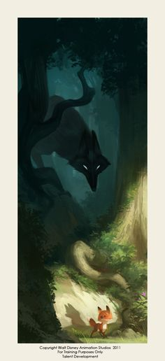 mingjue helen chen. This is cute, it reminds me of my small chihuahua who wants to be a big wolf.
