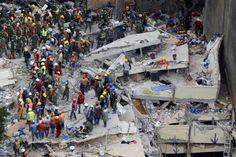 Mexico City - Rebecca Blackwell/AP Photo