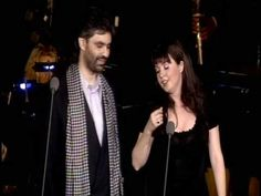 Andrea Bocelli & Sarah Brightman - Time To Say Goodbye - One of THE most romantic/heartbreaking songs...ever....
