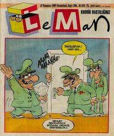 LeMan - 12 Temmuz 1997 - Sayi 296    Download Link:  www.kitaphobim.com