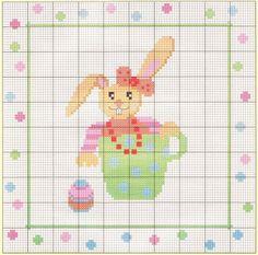 Cross Stitch: Pasqua