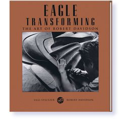 """""""Eagle Transforming"""" by Robert Davidson and Ulli Steltzer - winner of the 1995 Bill Duthie Booksellers' Choice Award"""