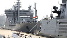 An Indian navy surveillance aircraft has crashed into the sea off the country's western coast and two of the three people on board are missing.  Navy spokesman Rahul Sinha said Wednesday that one officer on board has been rescued. A search operation is underway for one missing pilot and another officer on board.