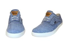 Denims Originals 2013 Spring Summer Mens Denim Sneakers - Italian Blue Denim Casual Shoes - Made in Denim Finds #MadeInDenim #DenimFinds: Accessories, Headgear, Footwear, Shoes, Bags, Toys and Products Made in Denim, Quirky & Cool Finds, Denim Outerwear (coats, parkas, capes, jackets, vests and more)
