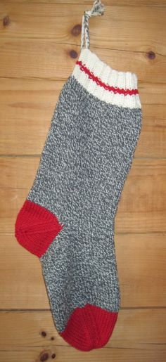 Knitting Patterns For Old Fashioned Slippers : Sock Monkey and monkey on Pinterest Sock Monkeys, Sock ...
