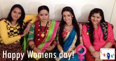 Sanaya Irani celebrating womens day : #Rangrasiya