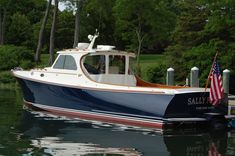 Hinkley picnic boat!