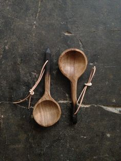 Coffee Scoop via Hatchet + Bear. Click on the image to see more!