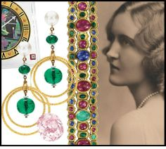 Beautiful Stranger: Christie's Auctions Off the Jewelry of Reclusive Heiress Huguette M. Clark  http://www.vogue.com/vogue-daily/