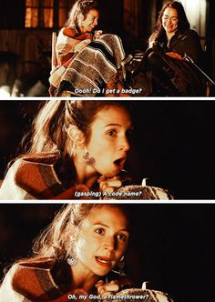 The look on her face... #waverly #wynnonaearp