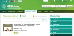 Technologies for Inclusive Education