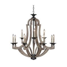 Jeremiah Lighting 35112 chandelier possibly for the breakfast room or entryway or bedroom