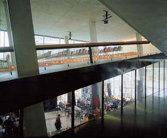 Rem Koolhaas 2000 Laureate, Kunstal, Rotterdam, Netherlands, 1993