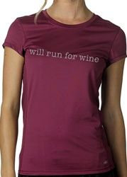 Running shirt!  I need this!