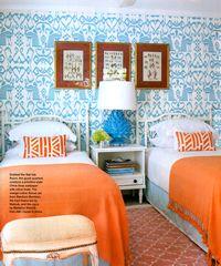 Quadrille Editorials; love this line of fabrics