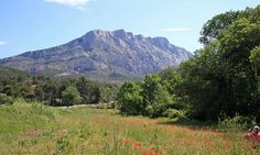 11. Sainte-Victoire Mountain 15 sites to visit in France before tourists find out - The Local